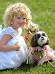 Дети и маленькие собаки