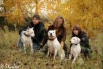Сентябрь 2010г. Армани с дочкой и сыном (малышам 5 мес.)